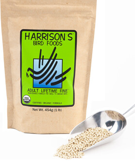 Harrison's Adult Lifetime FINE 5-lb bag