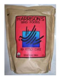 Harrison's Hi-Potency Coarse 5-lb bag