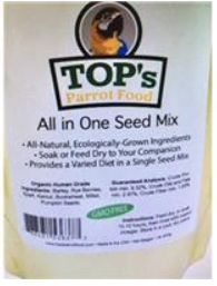 TOPS All In One Seed Mix 5-lb