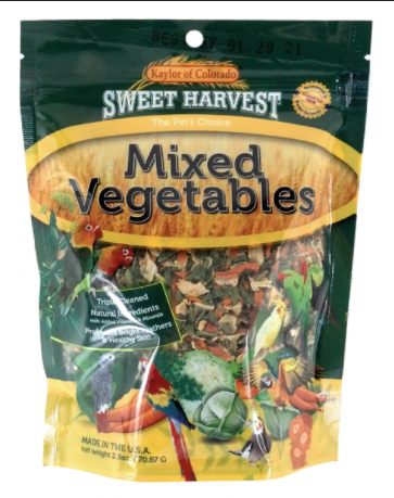 KAYLOR MIXED VEGETABLES