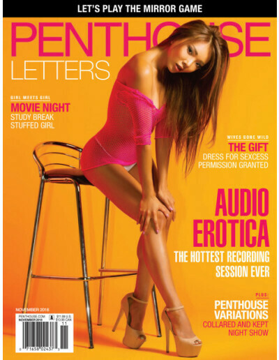 Penthouse Letters Magazine November 2018