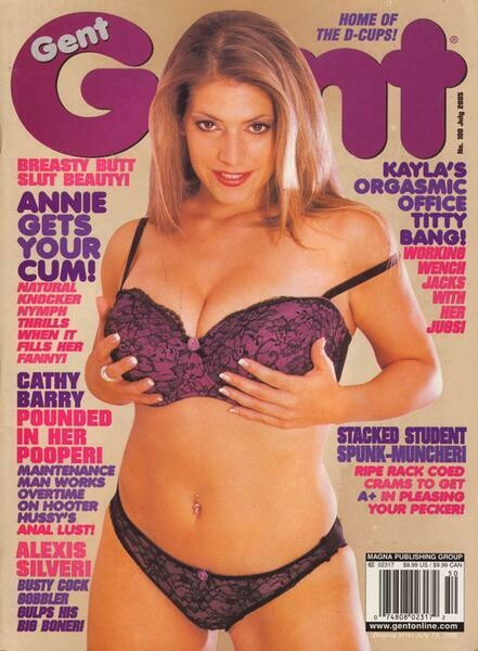 Gent Magazine Back Issue July 2005