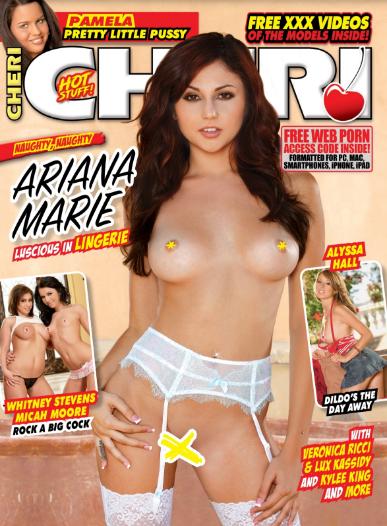 Cheri Magazine #269 2018 Ariana Marie