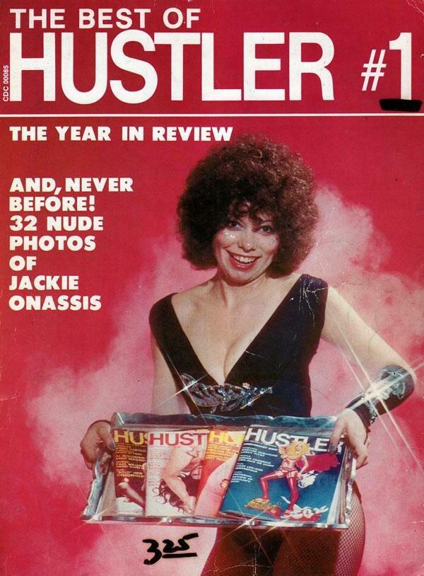 Best of Hustler Vintage Adult Magazine #1 1975