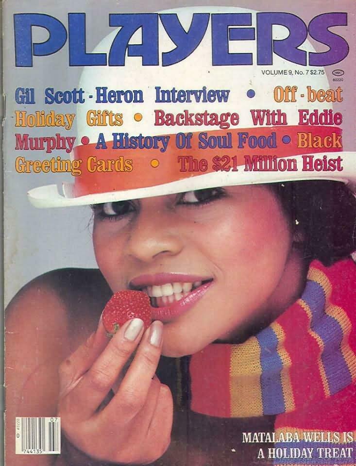 Vintage Players Magazine V9N7 December 1982