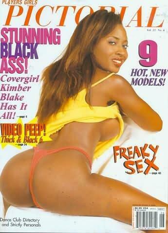Players Girls Pictorial Men's Magazine V23N6 January 2003