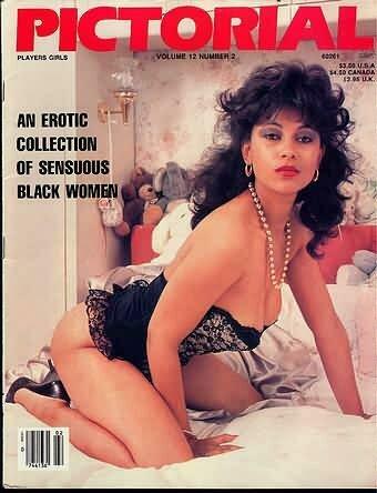 Players Girls Pictorial Men's Magazine Donna Ambrose Vol 12 #2 September 1991