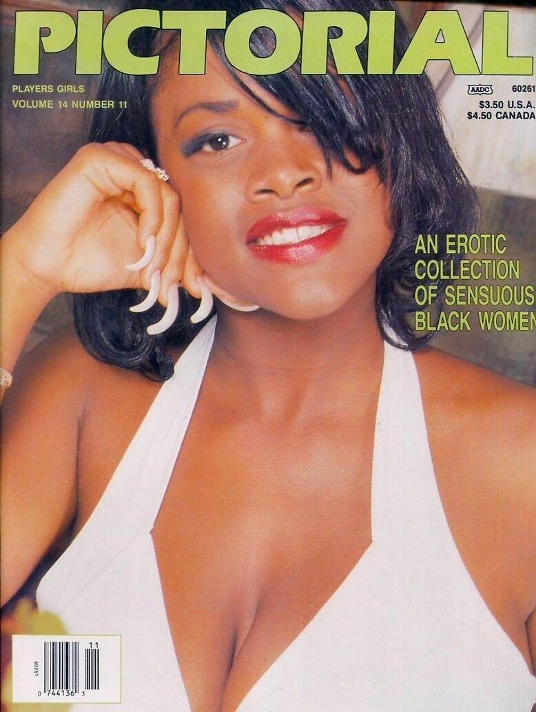 Players Pictorial Black Adult Magazine V14N11