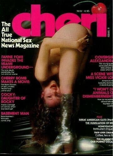 Cheri Magazine May 1977