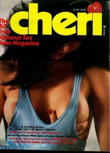 Cheri Magazine June 1977