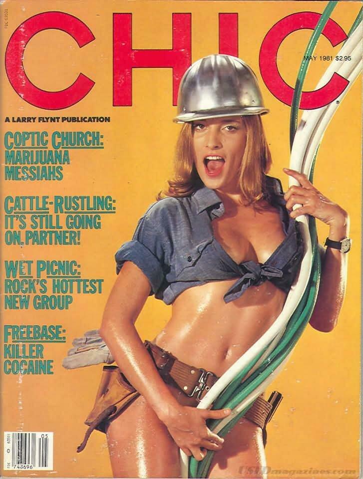 Vintage Chic May 1981 Magazine
