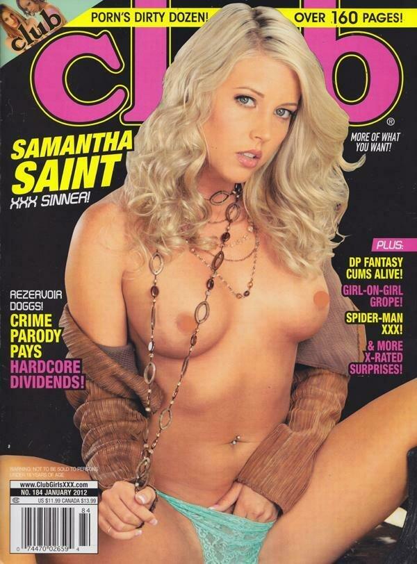 Club Magazine Back Issue January 2012