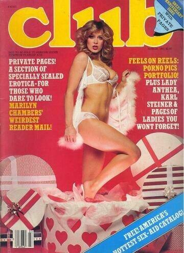 Club Magazine Back Issue March 1981