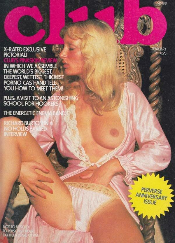 Club Magazine Back Issue February 1977