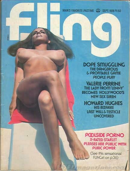 FLING SEPT 1976 RUTH ANDERSON DARLENE ENGLISH