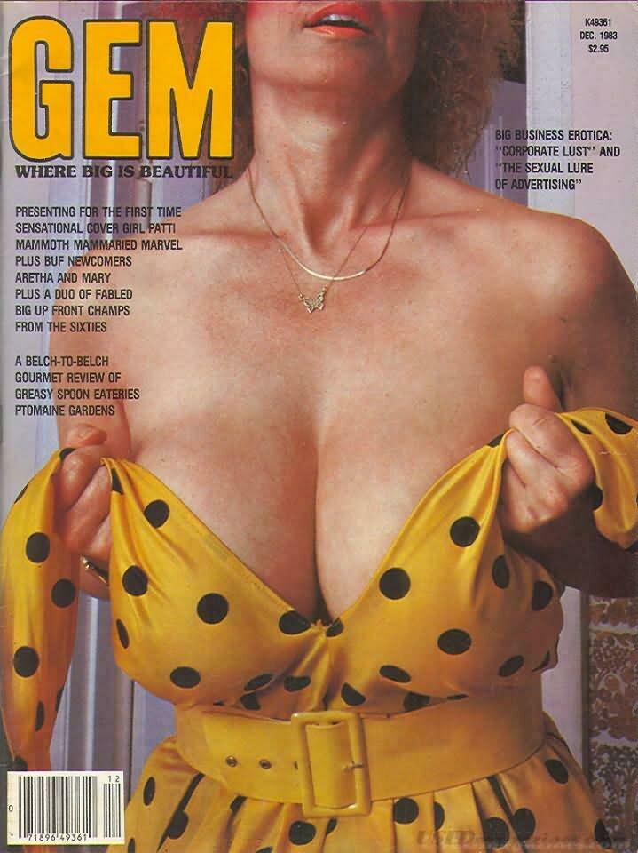 Gem Vintage Magazine Back Issue December 1983