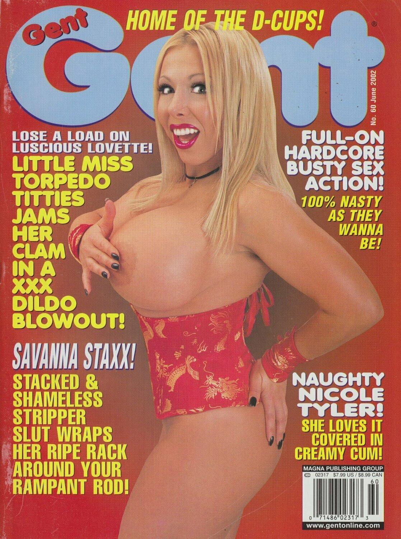 Gent Vintage Magazine Back Issue June 2002 Lovette