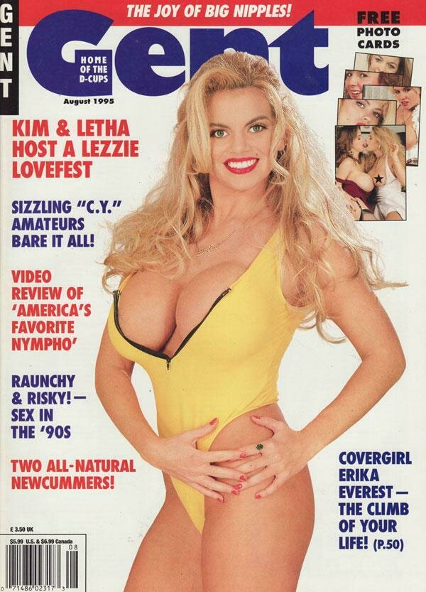 Gent Vintage Magazine Back Issue August 1995