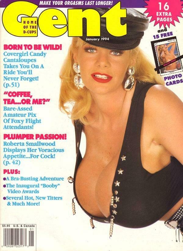 Gent Vintage Magazine Back Issue January 1994