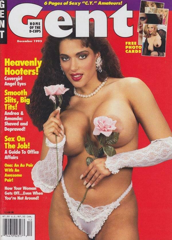 Gent Vintage Magazine Back Issue December 1995