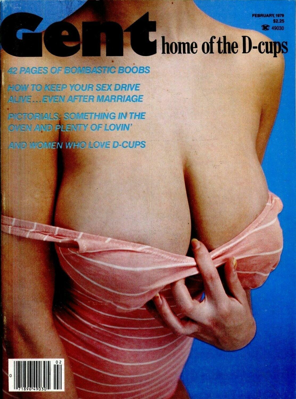 Gent Vintage Magazine Back Issue February 1979