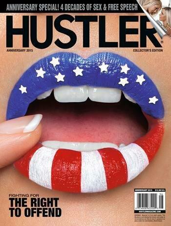 Hustler Magazine Anniversary 2015
