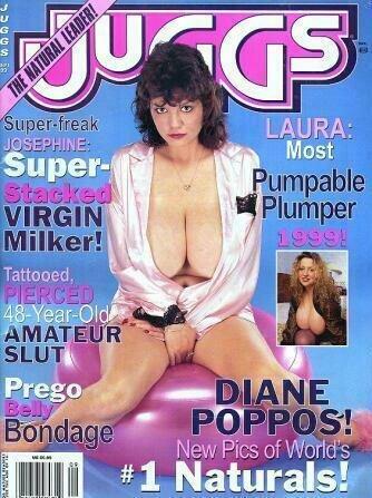 Juggs adult Magazine September 1999