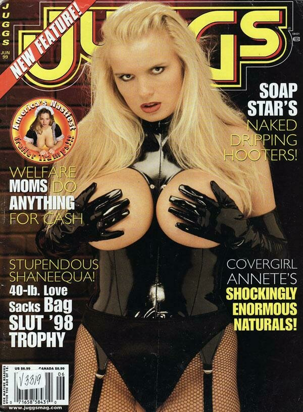 Juggs adult Magazine July 1999