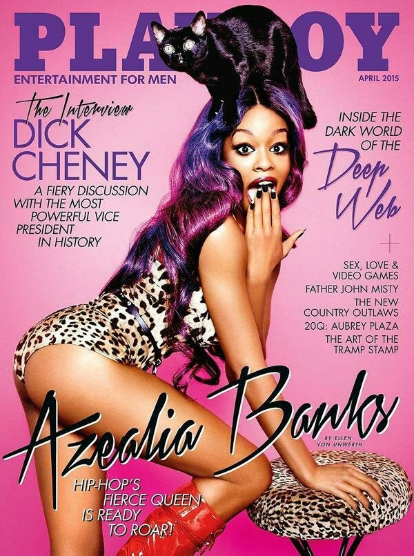 Playboy Magazine April 2015