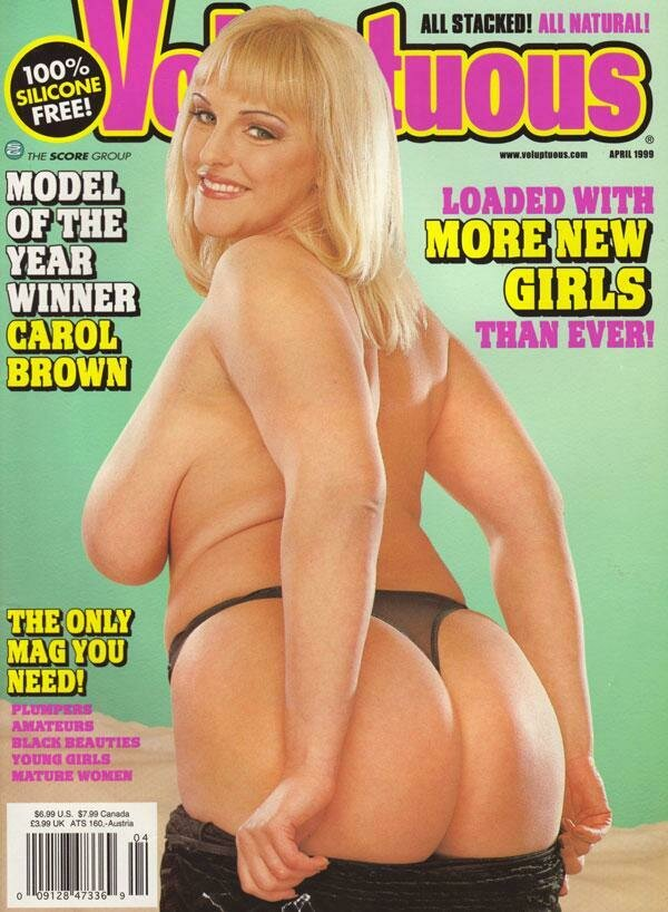Voluptuous Magazine April 1999