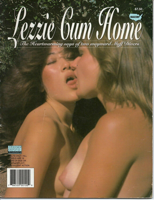 Lezzie Cum Home fetish lesbian Magazine