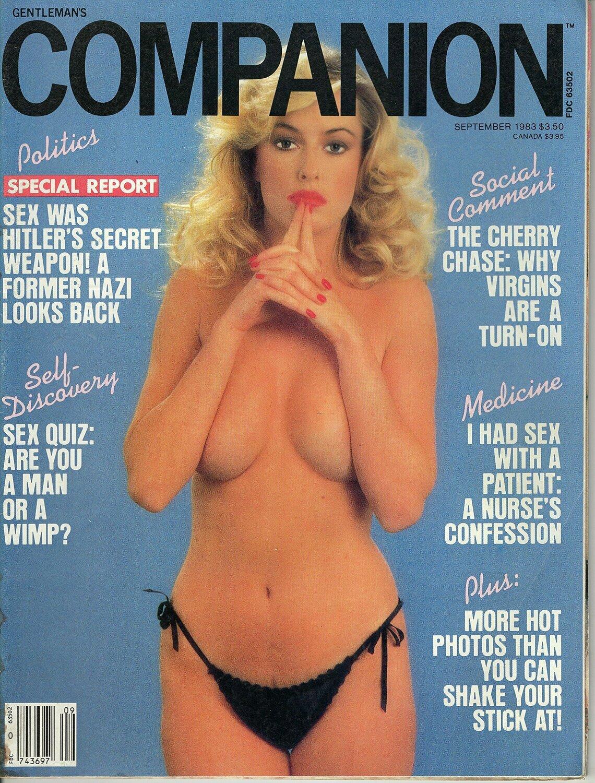 Vintage Gentleman's Companion June 1983