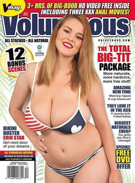 Voluptuous Magazine July 2018