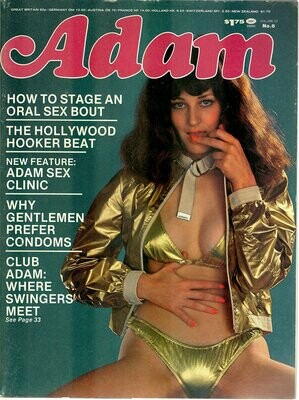 Vintage Adam Magazine Volume 22 No. 6 June 1978
