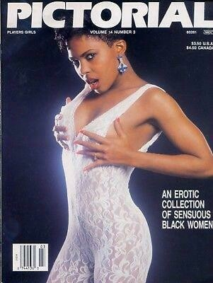 Players Pictorial Black Adult Magazine V14N3