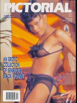 Players Pictorial Black Adult Magazine V16N4
