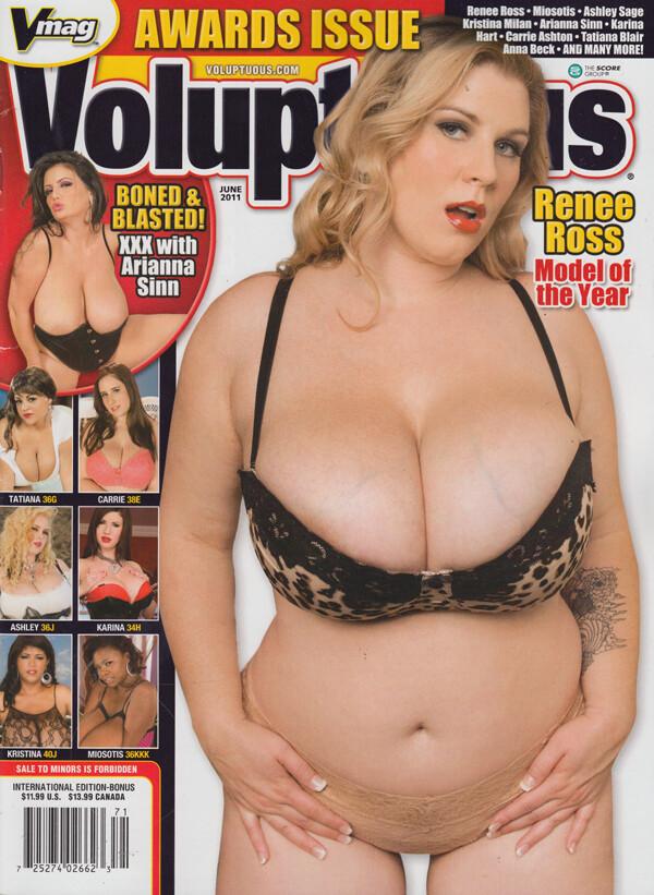 Voluptuous Magazine June 2011