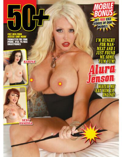 50+ Magazine 2019 #35 Alura Jensen