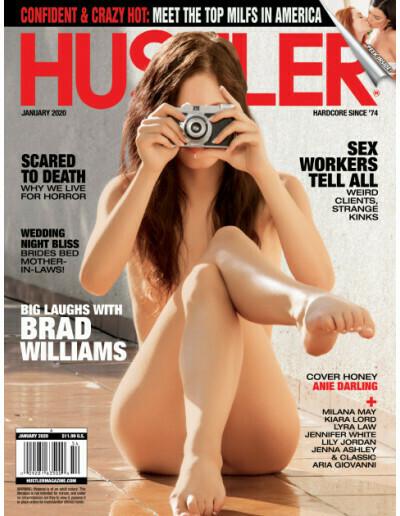Hustler Magazine Single Issues