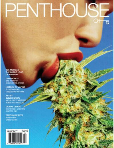 Penthouse Magazine January/February 2020