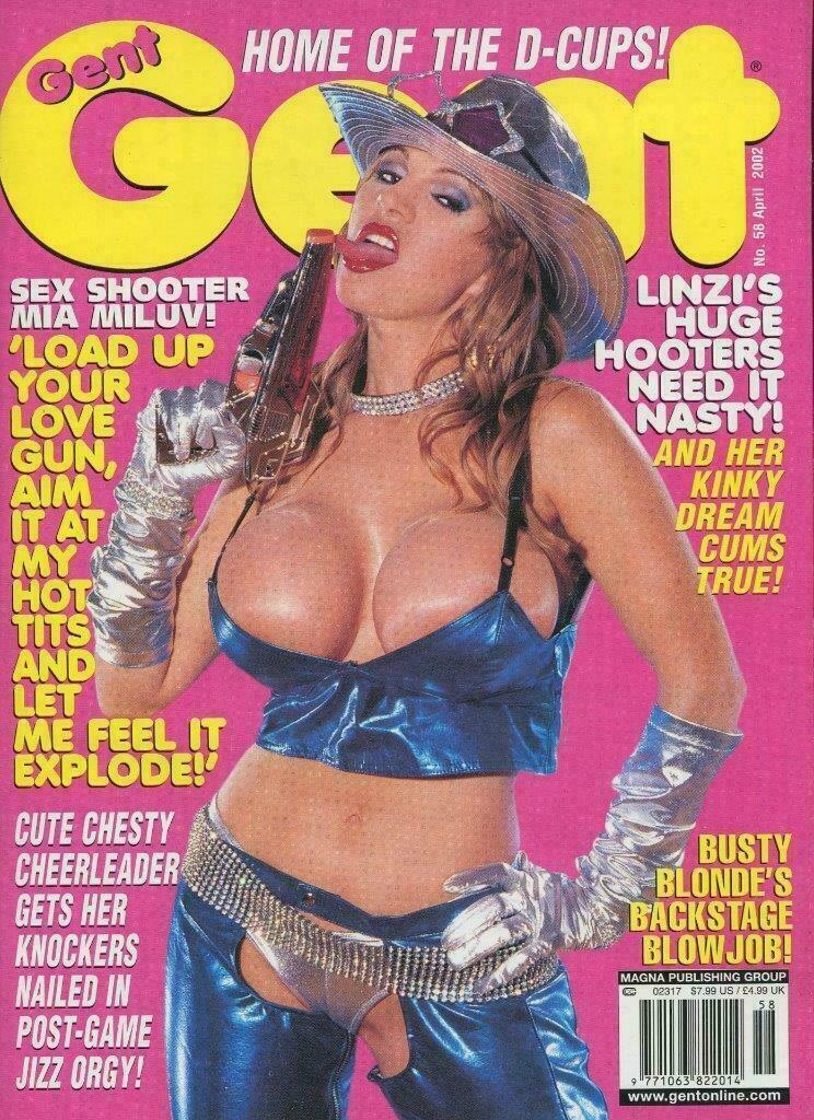 Gent Vintage Magazine Back Issue April 2002