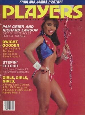 Players Adult Magazine Vol 13 # 2 Aug 1986