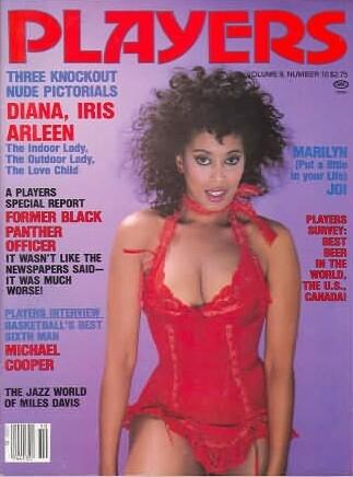 CLASSIC Players Magazine Marilyn Joi vol.9 #10 1983