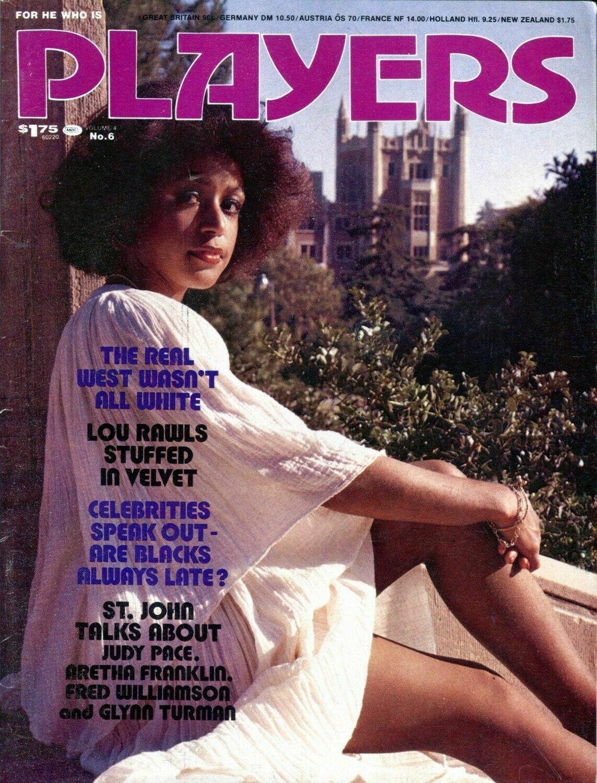 CLASSIC Players Magazine Mocca November 1977 V4N6
