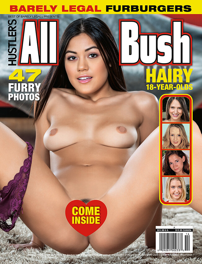 Hustler's All Bush 2019 Vol. 30