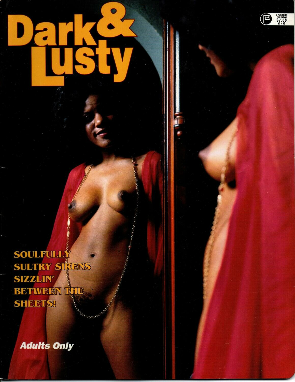 Dark And Lusty Magazine vol.1 #1 1993 Parliament Publication