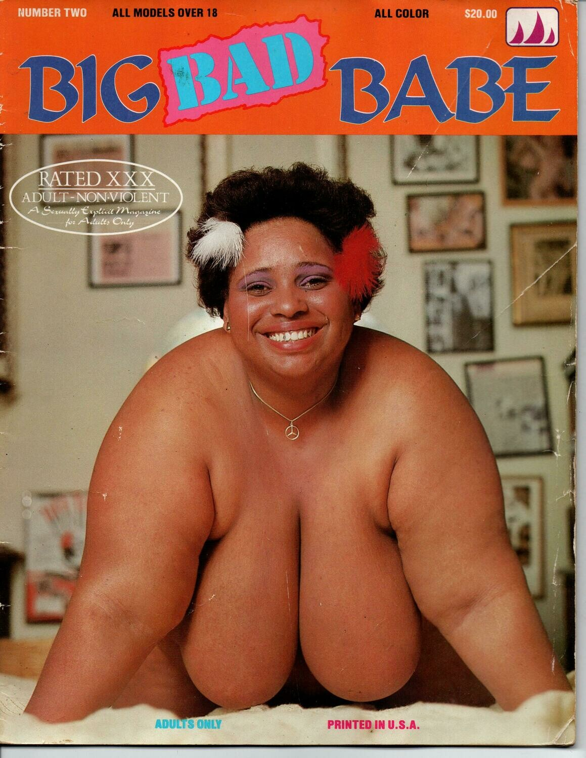 Big Bad Babe #2 All Color