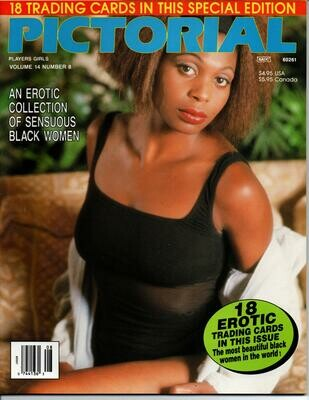 Players Pictorial Black Adult Magazine V14N8