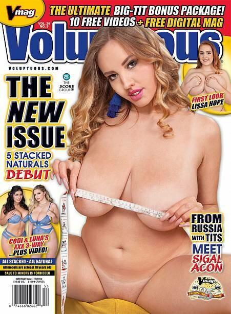 Voluptuous Magazine Vol26 N5 2020