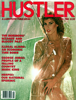 Hustler Magazine May 1980